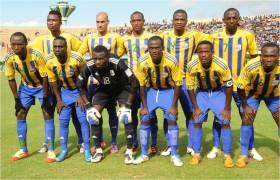 The Rwandan national soccer team (Image: Fédération Rwandaise de Football Association)