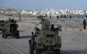 Somalia - AU in Marka (Getty Images)