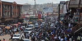 Uganda - Kampala at rush hour (Reuters)