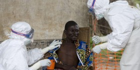 africa-ebola-sufferer-tended-to-be-medical-staff-reuters