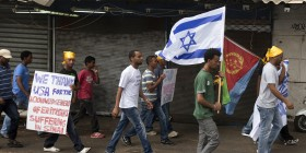 eritrea-eritrean-immigrants-in-israel-protest-treatment-rnw-netherlands