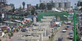 Ethiopia - Addis Ababa light rail at Chinese factory (Railway Gazette)